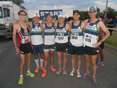 Mielie Marathon - Fourways Runners
